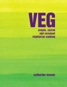 "cover of ""VEG"" by Catherine Mason"